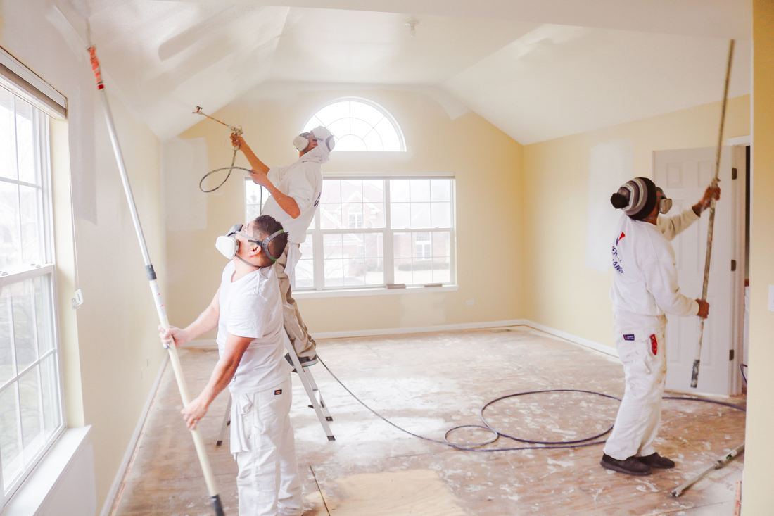 Primary Painting And Drywall Inc Primary Painting And